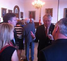 Allocution du Supérieur général à la réception des maires de la MRC de la Côte-de-Beaupré pour le 350e anniversaire de la fondation du Séminaire de Québec