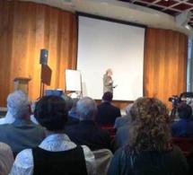 Florence de Leyritz anime le lancement de l'année pastorale 2013 dans le diocèse de Québec