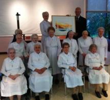 Réception chez les Sœurs Dominicaines de la Trinité pour le 350e du Séminaire – 10 septembre 2013