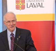 Le prix Grand diplômé de l'Université Laval sera remis à monsieur le chanoine Jacques Roberge, supérieur général du Séminaire de Québec