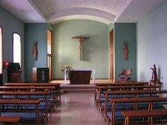 Chapelle du Pavillon Jean-Olivier-Briand qui sert pour le Grand Séminaire et la communauté des prêtres du Séminaire