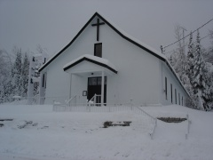 Chapelle du Lac Poulin en Beauce