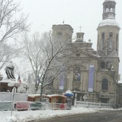 Cathédrale de Québec