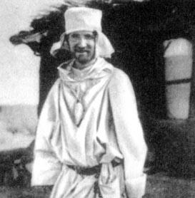 Le Frère Charles de Foucauld  (1858-1916)