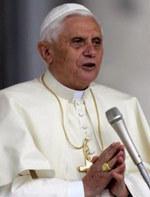 La nouvelle évangélisation, pour l'homme «sécularisé», explique Benoît XVI