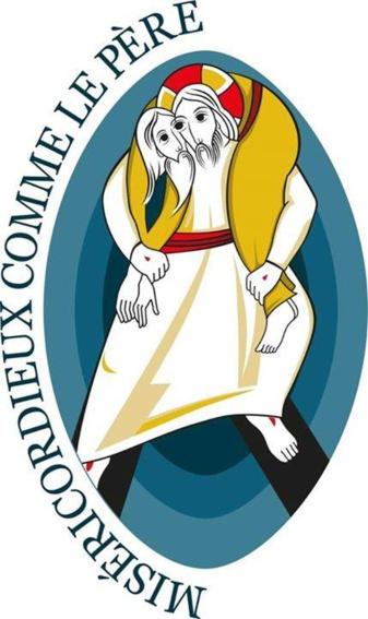 Détail de l'affiche pour le Jubilé extraordinaire de la Miséricorde