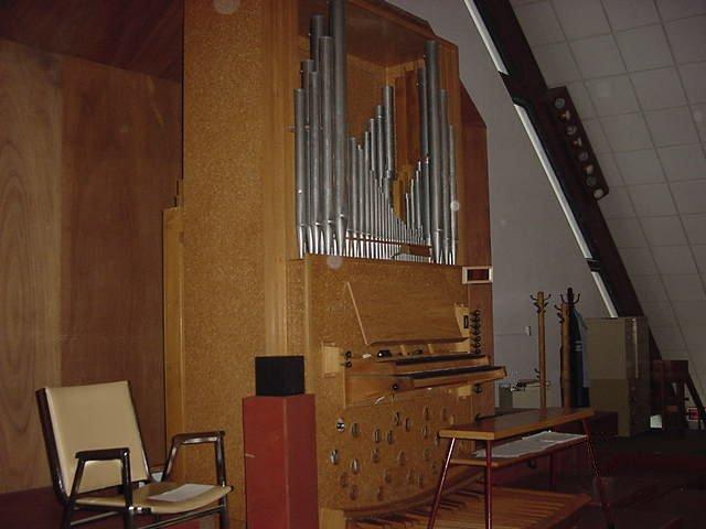 L'orgue Rieger du Grand Séminaire de Québec vendu à la paroisse St-Denys-du-Plateau à Québec en 1979