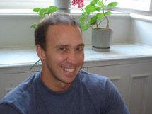Photo d'Éric Montambault, séminariste