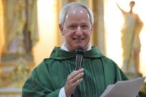 L'abbé Luc Paquet, recteur du Grand Séminaire de Québec