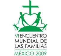 Logo de la VIe Rencontre internationale des familles à Mexico