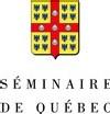 Signature officielle du Séminaire de Québec