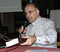 Photo de l`abbé Mario St-Pierre