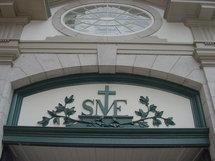 Séminaire des Missions-Étrangères tel était le nom originel du Séminaire de Québec. Le sigle SME est encore en usage aujorud`hui.