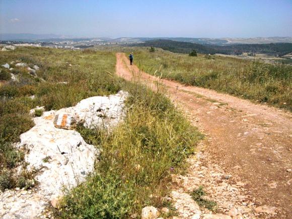Sur les routes de Galilée... (Domaine public Zeromancer44 via Wikimedia Commons)