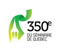 Logo des fêtes du 350e anniversaire de la fondation du Séminaire de Québec en 2013 - présentation, thème et explications