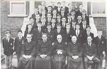 Classe de Syntaxe B en 1964-1965