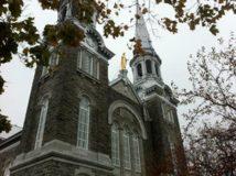 L'église de l'Ancienne-Lorette dans l'Archidiocèse de Québec