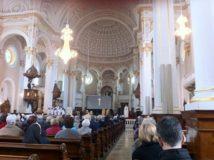 Lancement de l'Année de la foi dans le Diocèse de Québec
