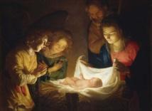 Homélie pour Noël : « La beauté de Noël »