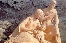 La Très Sainte Famille de Jésus, Marie et Joseph