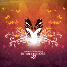 Pochette du second CD Émergences