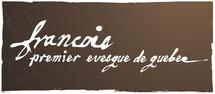Signature de l'exposition francois, premier evesque de quebec