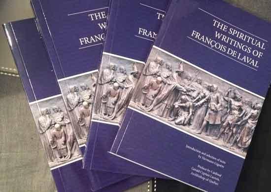 Les écrits spirituels de saint François de Laval disponibles en anglais maintenant