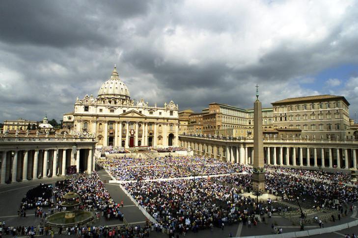 Le pape reçevra 4 000 personnes pour la première Journée mondiale des pauvres (Crédits photo : Journal La Croix)