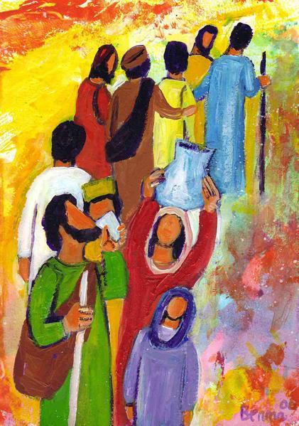 Homélie pour le 26e dimanche du temps ordinaire Année B « Celui qui n'est pas contre nous est pour nous »