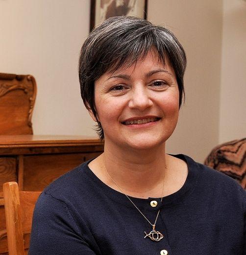 Madame Ginette L'Heureux(Crédits photo : Grand Séminaire de Québec)
