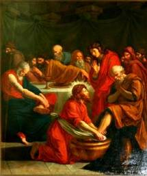 « Jusqu'à ce qu'il vienne » - Homélie  pour le  Jeudi Saint