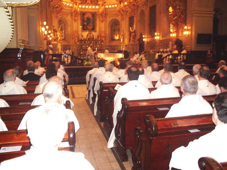 Concélébration à la Basilique-cathédrale