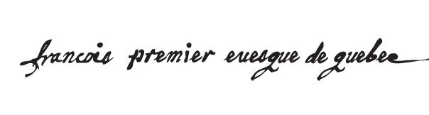 L'exposition francois, premier evesque de quebec  : une expérience à vivre pour le 400e de Québec